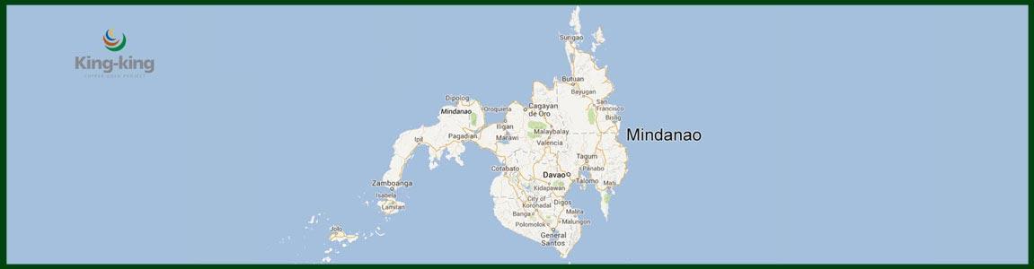 mindanao map